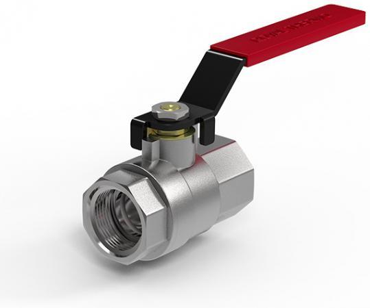 Кран шаровый Royal Thermo OPTIMAL 1 ВВ, стальной рычаг кран шаровый royal thermo optimal 1 вв бабочка