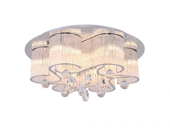 Потолочная люстра Arte Lamp 11 A8562PL-15CL накладной светильник arte lamp ondata a8562pl 15cl