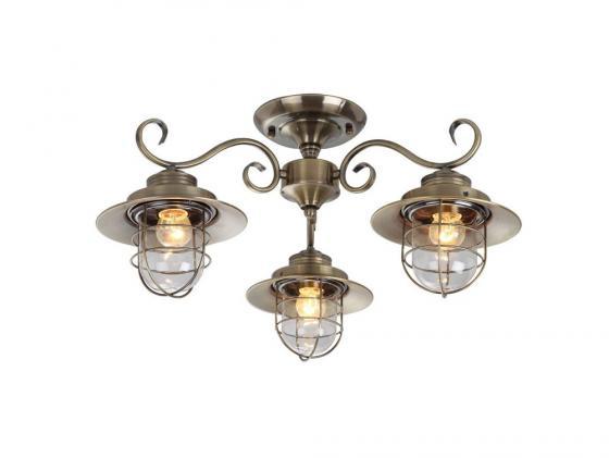 Потолочная люстра Arte Lamp 6 A4579PL-3AB