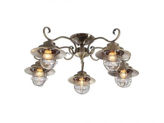 Купить Потолочная люстра Arte Lamp 6 A4579PL-5AB