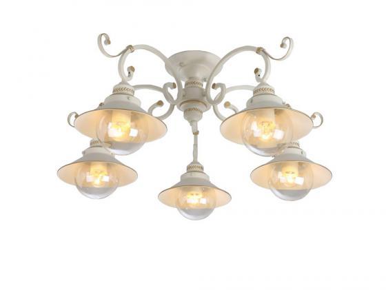 Потолочная люстра Arte Lamp 7 A4577PL-5WG