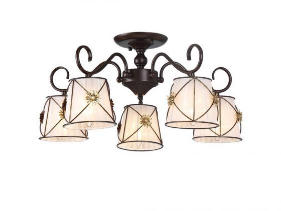 Потолочная люстра Arte Lamp 72 A5495PL-5BR arte lamp a5495pl 5br