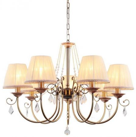 Подвесная люстра Arte Lamp 34 A6021LM-7AB