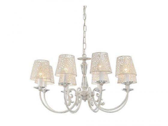 Подвесная люстра Arte Lamp 8 A5468LM-8WG
