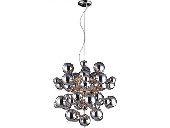 Подвесной светильник Arte Lamp Molecule A8313SP-9CC потолочный светильник arte lamp incanto a4207pl 9cc