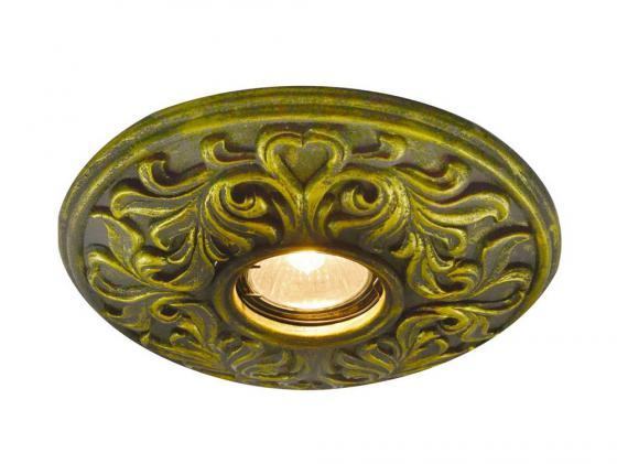 Встраиваемый светильник Arte Lamp Muster A5270PL-1BG arte lamp встраиваемый светильник arte lamp muster a5270pl 1wh
