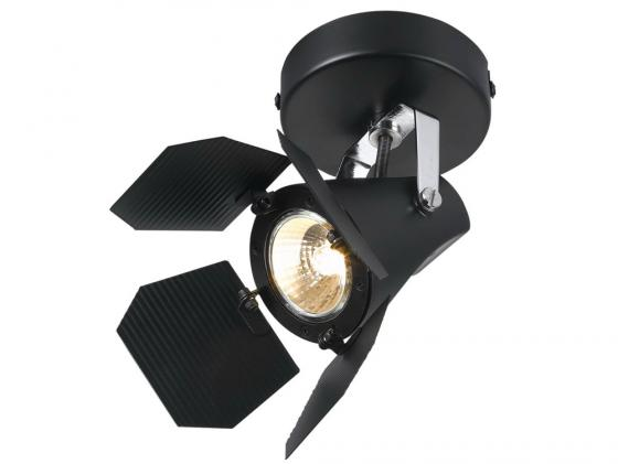 Спот Arte Lamp Cinema A3092AP-1BK arte lamp спот arte lamp a6730pl 1bk
