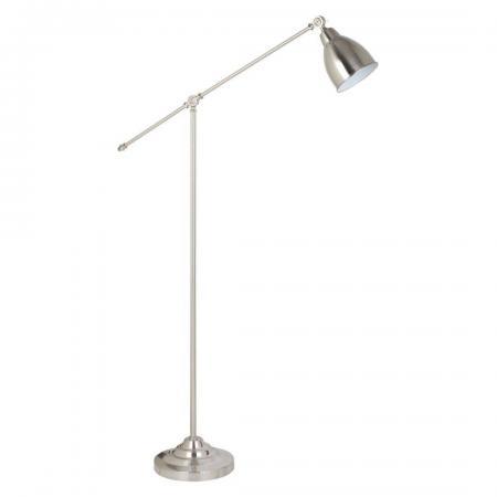 Торшер Arte Lamp 43 A2054PN-1SS торшер arte lamp 43 a2054pn 1ab