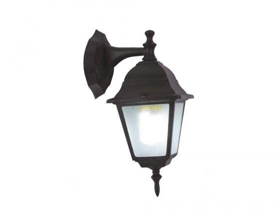 Уличный настенный светильник Arte Lamp Bremen A1012AL-1BK светильник на штанге arte lamp bremen a1012al 1bk
