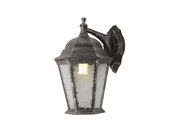 Уличный настенный светильник Arte Lamp Genova A1202AL-1BS уличный настенный светильник arte lamp genova a1202al 1bn