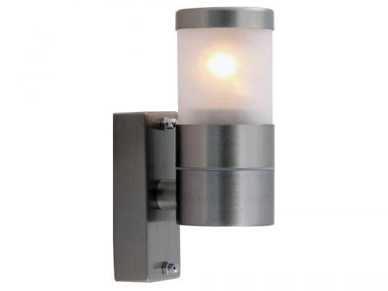 Уличный настенный светильник Arte Lamp 67 A3201AL-1SS клей loctte 3201 1