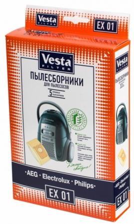 Комплект пылесборников Vesta EX 01 5шт free shipping flight controll gyro 3d avcs for fixed fpv half set for eagle a3 super ii k5bo