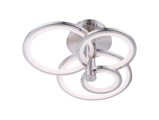 Потолочный светодиодный светильник Globo Cringle 67065-4 globo потолочный светодиодный светильник globo rene 48970 4
