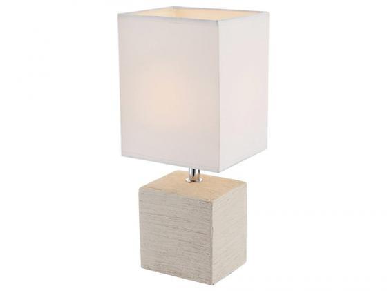 Настольная лампа Globo Geri 21675 настольная лампа globo geri 21675