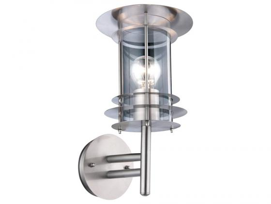 Уличный настенный светильник Globo Miami 3150 уличный светильник miami 3153 globo 1170531