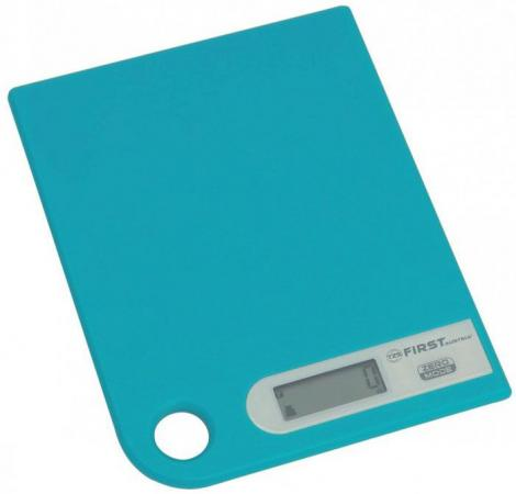 Весы кухонные First FA-6401-1-BL синий
