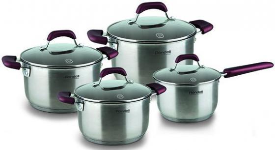 Набор посуды Rondell Bojole RDS-824 8 предметов набор посуды rondell bojole rds 818 8 предметов