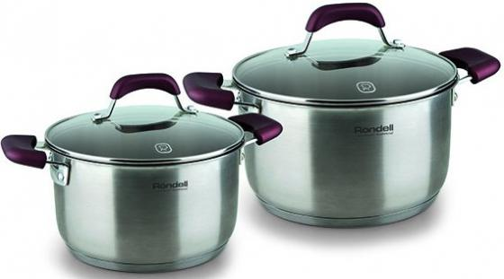 Набор посуды Rondell Bojole RDS-822 4 предмета набор посуды rondell bojole rds 818 8 предметов