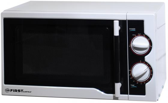 Микроволновая печь First FA-5028-1 700 Вт белый микроволновая печь bbk 23mws 927m w 900 вт белый
