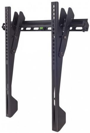 Кронштейн Kromax VEGA-12 черный 22-65 VESA 400х400мм до 50 кг kromax vega 9