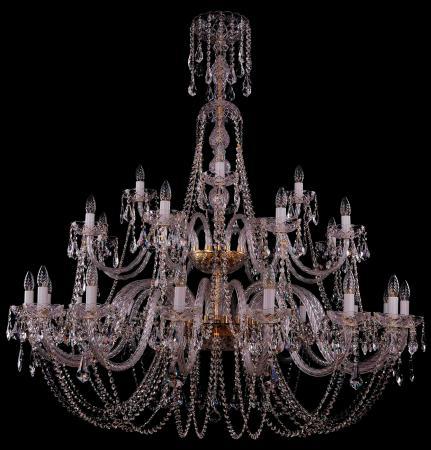 Подвесная люстра Bohemia Ivele 1406/16+8+4/530-180/2d/G подвесная люстра 1406 16 8 4 530 xl 180 2d g bohemia ivele crystal хрустальная люстра