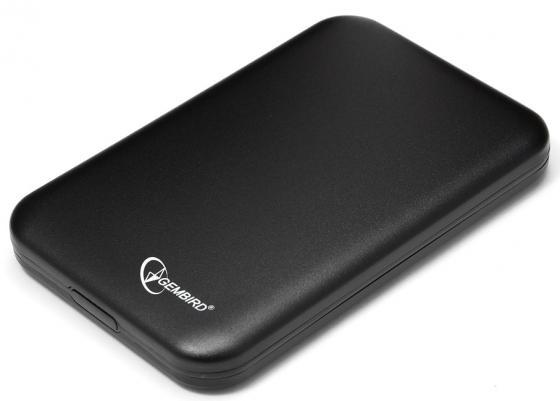 "все цены на  Внешний контейнер для HDD 2.5"" SATA Gembird EE2-U2S-43 USB2.0 черн��й  онлайн"