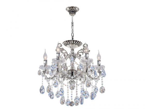 Подвесная люстра Donolux Palazzo S110154/6 подвесная люстра donolux s110188 8violet