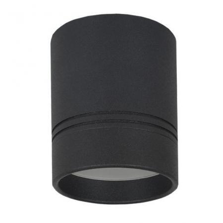 Потолочный светильник Donolux DL18481/WW-Black R donolux потолочный светильник donolux dl18482 ww black r