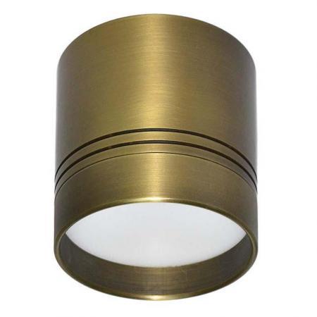Фото - Потолочный светильник Donolux DL18482/WW-Light bronze R donolux dl18482 ww white r