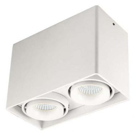 Потолочный светильник Donolux DL18611/02WW-SQ White kuppersberg pura kg 2612 white alabaster 7169