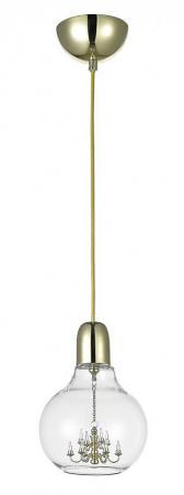 Подвесной светильник Donolux S111008/1gold подвесной светильник donolux s111007 1gold
