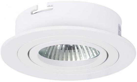 Встраиваемый светильник Donolux A1521- White точечный светильник donolux a1521 alu black
