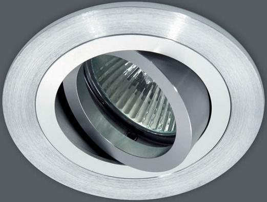 Встраиваемый светильник Donolux A1521-Alu светильник donolux sa1541 sa1543 alu