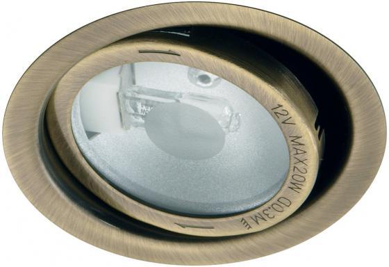 Встраиваемый светильник Donolux A1528-GAB светильник donolux sa1541 sa1543 alu