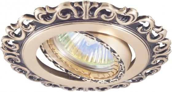 Встраиваемый светильник Donolux A1551-Old Gold встраиваемый светильник donolux a1551 pat silver