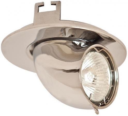 Встраиваемый светильник Donolux A1602-CH встраиваемый светильник a1602 ch donolux