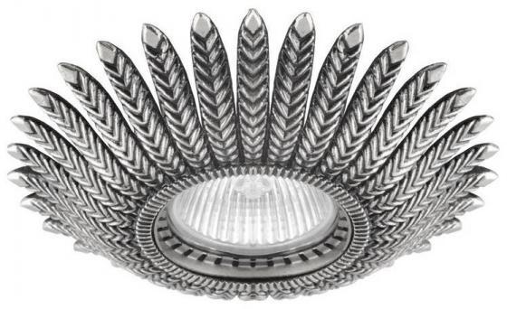 Встраиваемый светильник Donolux N1552-Old Silver светильник donolux sa1541 sa1543 alu