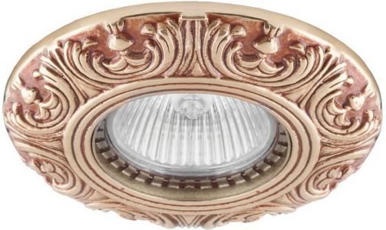 Встраиваемый светильник Donolux N1553-French Gold встраиваемый светильник donolux n1553 chrome