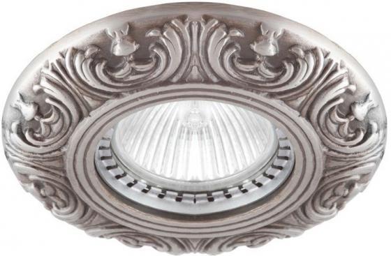 Встраиваемый светильник Donolux N1553-Old Silver встраиваемый светильник donolux n1553 chrome