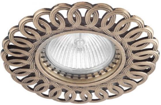 Встраиваемый светильник Donolux N1555-Old Gold все цены
