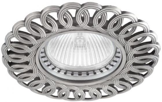 Встраиваемый светильник Donolux N1555-Old Silver все цены