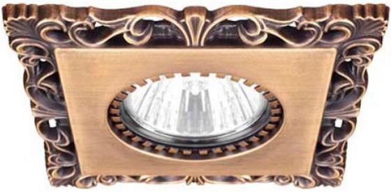 Встраиваемый светильник Donolux N1563-Deep bronze