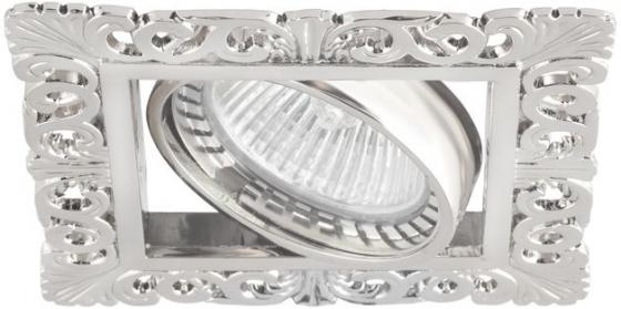 Встраиваемый светильник Donolux SA1563-Chrome светильник donolux sa1541 sa1543 alu