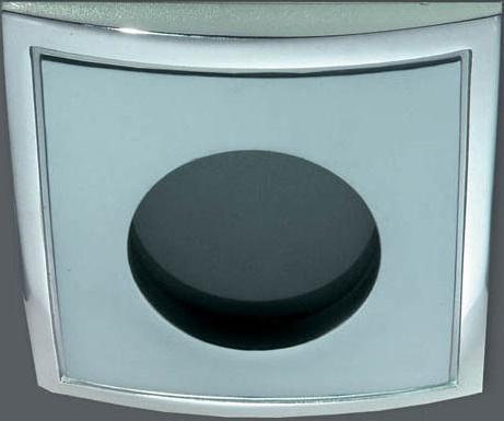 Встраиваемый светильник Donolux SN1517-PC/CH встраиваемый светильник donolux n1517 nm ch