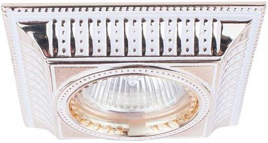 Фото - Встраиваемый светильник Donolux SN1582-White+Gold stripe 2017 new arrive handbags fashion gold metal chain tassel stripe quilted flap bag women messenger bags hot sale