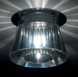 Встраиваемый светильник Donolux DL026BS