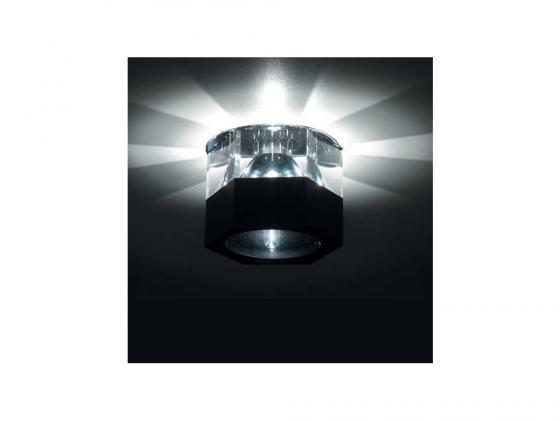 Встраиваемый светильник Donolux DL039/Cl-Black цена