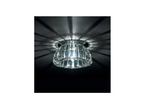 Встраиваемый светильник Donolux DL047CH/Crystal встраиваемый светильник donolux dl047ch crystal