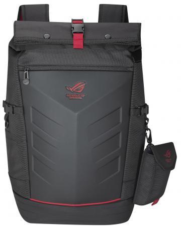 """Рюкзак 17"""" ASUS ROG Ranger нейлон резина черный 90XB0310-BBP010"""