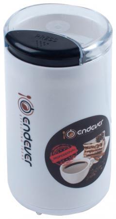 Кофемолка ENDEVER Costa-1053 250 Вт белый